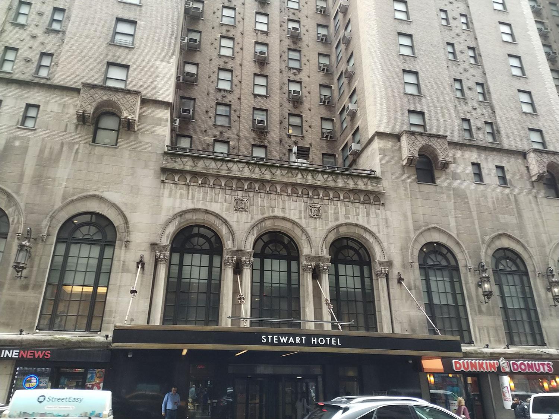 The Stewart Hotel