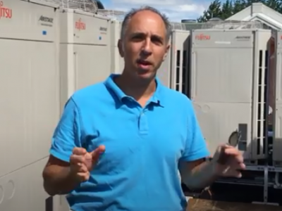 VRF Heat Pump Equipment